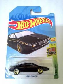 Hot Wheels 2018 - LOTUS ESPRIT S1 (RECOLOR)
