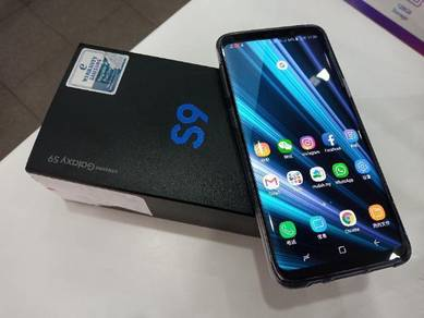 Samsung Galaxy S9 64gb 4gb ram original sme set