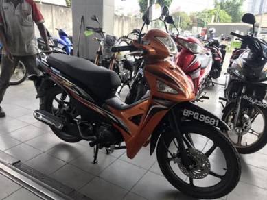 Honda Wave110 Dx New