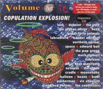 IMPORTED CD Volume16 - Copulation Explosion