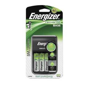 Energizer Recharge Base AA NiMh Battery Charger