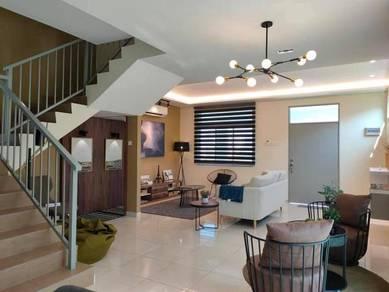 MERU 2 Storey Terrace House now open for registration