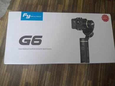 Feiyu G6 3 Axis Stabilized Handheld Gimbal