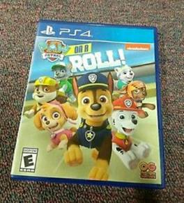 PS4 Edition - PAW PATROT ON A ROLL