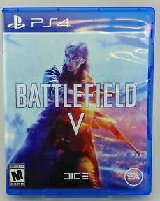 PS4 Edition - BATTLEFIELD 5