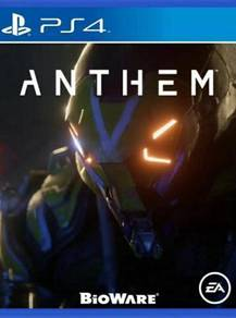 PS4 Edition - ANTHEM