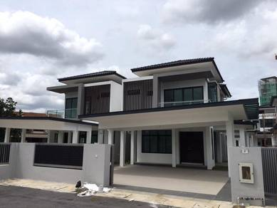 Semi D at Rivervale Residence, Stutong, One TJ