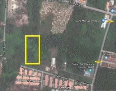 Matang Land Mile 8 1/4 (Lot 1521) For Rent