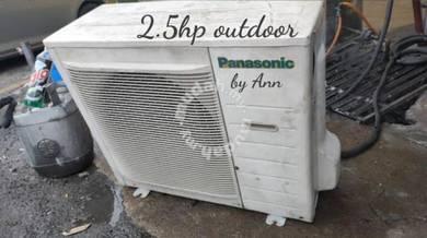 Compressor outdoor unit 1hp-6hp