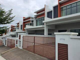 READY MOVE IN New House | 2 Storey Terrace House (24x75) | FREE MOT