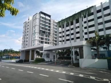 Puncak Hijauan Apartment for Sale in Bangi, Selangor