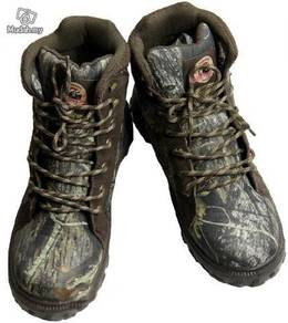 Genuine Leather Professional Hunting Boots