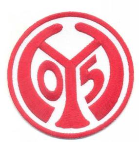 Bundesliga FSV Mainz 05 German Football Patch