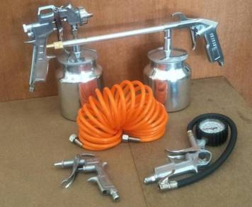 5pcs Pneumatic Air Tool Kit Set
