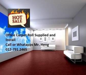 HOToffer Modern Carpet Roll - With Install 6q34g3