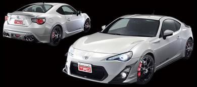 Toyota Ft86 Gt86 TRD Bodykit Body Kit Ft Gt 86 lip