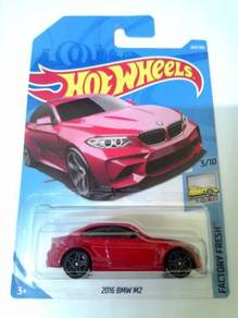 Hot Wheels 2018 - 2016 BMW M2 (RECOLOR)