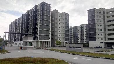 Condo unit for rent at Kampar west city