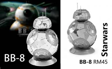 Starwars BB-8 Model DIY Toy