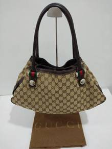 Gucci Borsa Match Ball Tote