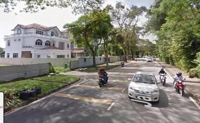 Bungalow Jalan Cantonment
