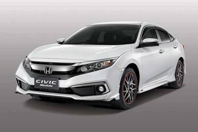 Honda civic fc 2020 mdl md oem bodykit body kit 2