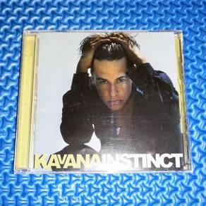 Kavana - Instinct (Special Asian Edition) [1998]