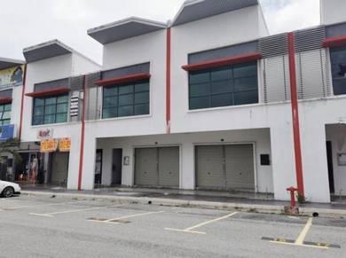 [2 LINK SHOP] Double Storey Shop Kuala Selangor Taman Bendahara