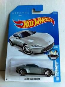 Hotwheels James Bond 007 Spectre Aston Martin DB10