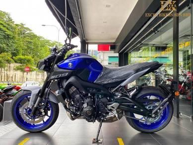 Yamaha MT 09 MT09 PROMOTION