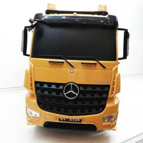 RC Truck Dump Truck Mercedes-Benz Lori pasir+_){=