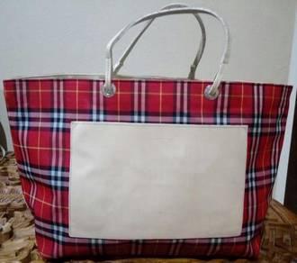 Tote Bag Fabric Burberry (Bundle)