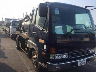 Rebuild Lorry Fuso Sewerage Truck
