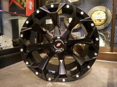 INFORGED SERIES 120 16inc FORD RANGER D-MAX HILUX