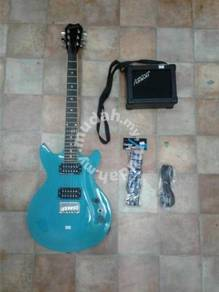 Thunder Supreme Voyager Electric Guitar Set