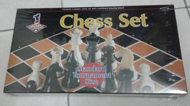 Chess Set Standard Tournament size