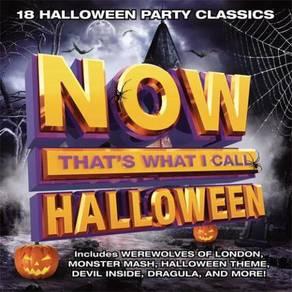 Now That's What I Call Halloween 2LP (Orange & Vio
