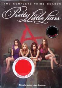 DVD Pretty Little Liars Time To Bring Your A Game