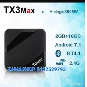 Tx3 max cari zam android Bluetooth tv box 2g/16g