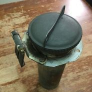 Fuel cap assy for Land rover series 2