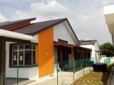 RENOVATION Extend Garaj Dapur PLASTER CEILING tile