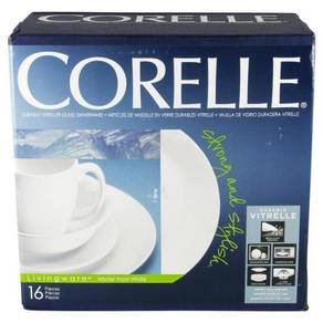 Corelle Winter White Frost (new ready stock)