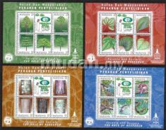 2000 Forest Society Role Research Malaysia Stamp M
