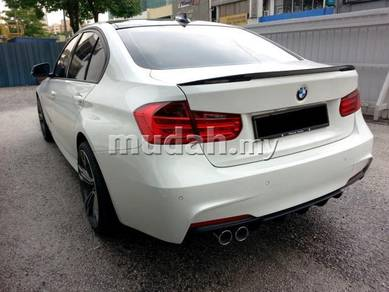 BMW F30 M Performance Rear Boot Spoiler