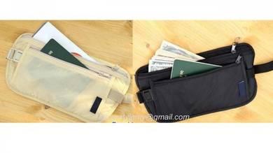 Travel Pouch Hidden Pocket Compact Money Bag