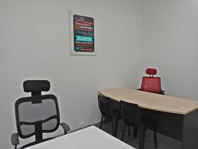 Office space promotional deals Johor Bahru