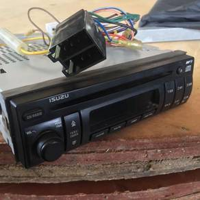 Cd MP3 Player Isuzu