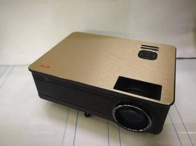 Ponor projector home 200inch 2000lumens
