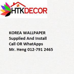 HOToffer Wall paper with Installation  616BW