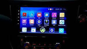 Nissan -trail 2014-2018 oem android car player